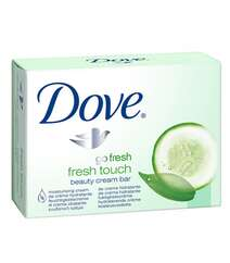 Dove 100gr Sabun Fresh Touch Cream Bar