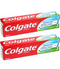 Colgate Triple Action 100ml Dis Macunu