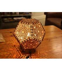 Dekorativ lampa