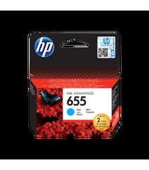 HP 655 Mavi Rəngli Kartric