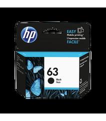HP 63 Qara Rəngli Kartric