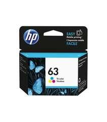 HP 63 Üç Rəngli Kartric