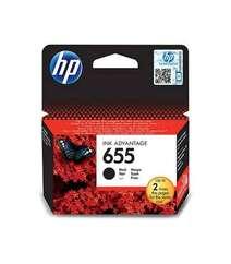 HP 655 Qara Rəngli Kartric