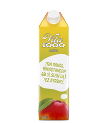 VİTA1000 Tetra pak MANGO