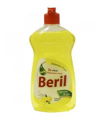 Beril 500Ml Qabyuyan Maye Limonlu 2X Effekt