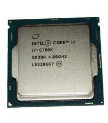 Intel Core I 7 6700K Socket 1151