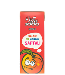 VİTA1000 Tetra pak 200ml Junior