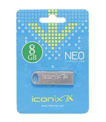 Iconix USB Flash Drive 8GB