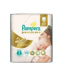 Pampers Premium Care N1 2-5Kg 22-Li Usaq Bezi