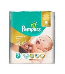 Pampers Premium Care N2 3-6Kg 22-LiI Usaq Bezi