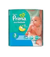 Pampers Prima N3 5-9Kq Junior 29-Lu