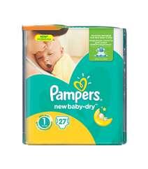 Pamers New Baby 2-5Kg 27Li Usaq Bezi