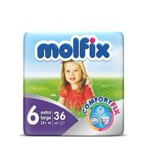 Molfix 6 N 16+Kg 32 Eded Extra Large