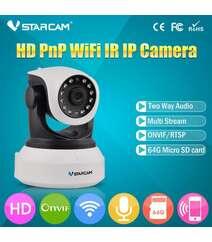 HD PnP WIFI IR IP CAMERA (Qapalı sahə üçün)