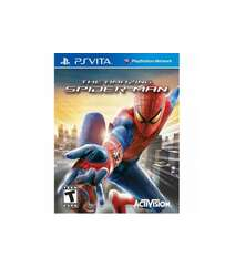 PS Vita The Amazing Spider-Man