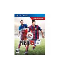 PS Vita FiFa 15