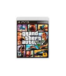 PS3 GTA 5 Grand Theft Auto 5