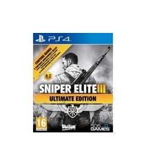 PS4 Sniper Elite III Ultimate Edition