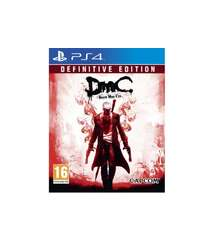 PS4 DmC: Devil May Cry Definitive Edition