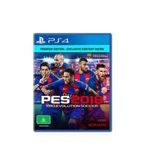PS4 PES 2018 (PES 18) Pro Evolution Soccer