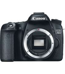 Canon EOS 70D DSLR Camera Body Only
