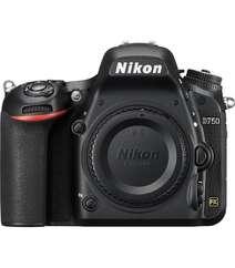 Nikon D750 DSLR Camera Body Only