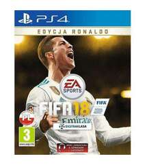 FIFA 18 Ronaldo Edition For Sony PlayStation 4