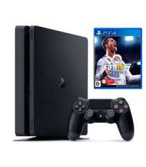 Sony PlayStation 4 Slim 500GB With FIFA 18