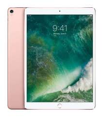 Apple IPad Pro 10.5-Inch Wi-Fi + Cellular 64GB Rose Gold (Mid 2017)
