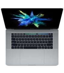 "Apple MacBook Pro 15.4"" MLH42 With Touch Bar (Late 2016) Space Gray"