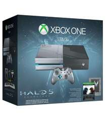 Microsoft Xbox One 1TB Limited Edition Halo 5: Guardians Bundle