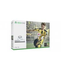 Microsoft Xbox One S 1TB FIFA 17 Bundle (White)