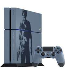 Sony PlayStation 4 1TB Uncharted 4 Limited Edition Bundle