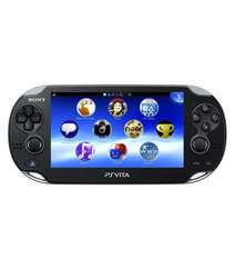 Sony PlayStation Vita WiFi Black