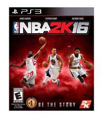NBA 2K16 For Playstation 3