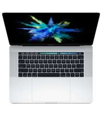 """Apple MacBook Pro 15.4"""" MPTU2 With Touch Bar (Mid 2017) Silver"""