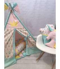 Домик для детей на 4 опорах