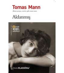 ALDANMIŞ – Tomas Mann