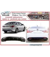 Hyundai Sonata arxa difuzer