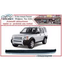 Range Rover Discovery yan ayaqaltlıqlar (padnoşkalar) 2006-2015 modellərə