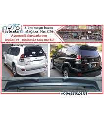 Toyota Prado arxa spoyleri 2005-2009 modellərə