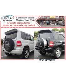 Mitsubishi io arxa spoyleri 2000-2007 modellərə