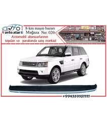 Range Rover sport yan ayaqaltlıqlar (padnoşkalar) 2006-2015 modellərə