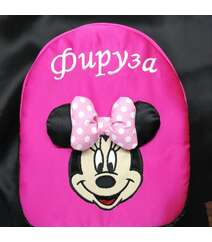 Mickey mouse bel çantası