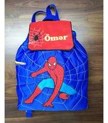 Oğlan üçün spiderman çantası