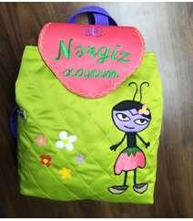 Qız üçün sevimli bel çantası