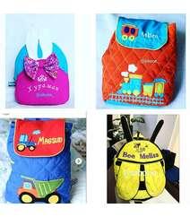 Uşaqlar üçün maraqlı bel çantaları