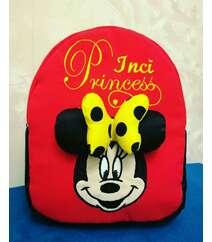 Qız üçün mickey mouse çanta