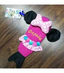 Mickey mouse qələm qabı