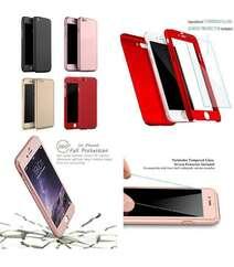 Iphone Samsung Xiomi modellerine 360 qoruyucu kabro